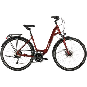 Cube Touring EXC Easy Entry red/grey
